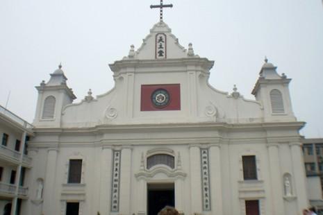 CH_Shanghai-church